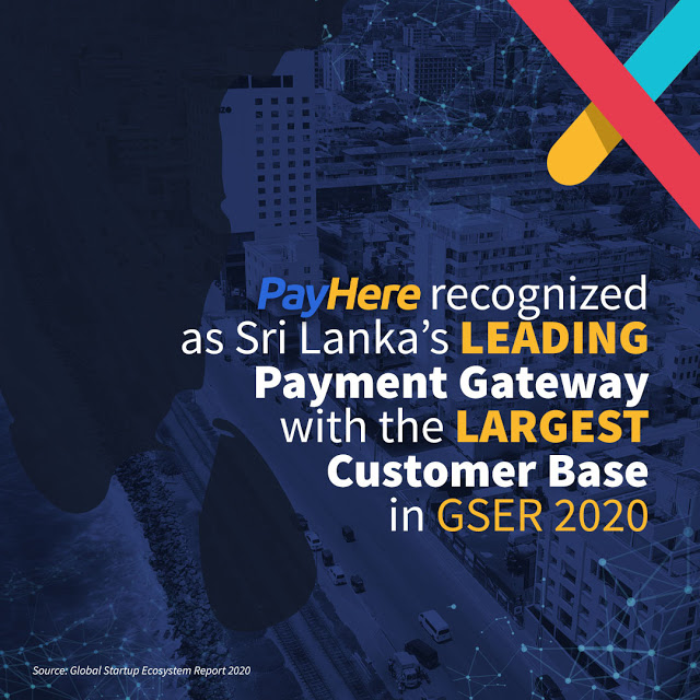 GSER 2020 recognizes PayHere 3Largest Customer Base